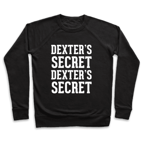 Dexter's Secret Pullover