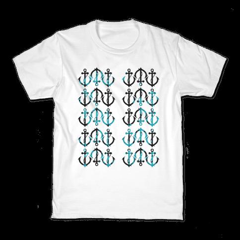 Anchor Hoodie Kids T-Shirt