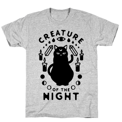 Creature of the Night Mens/Unisex T-Shirt