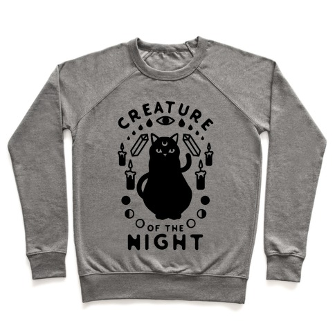 Creature of the Night Pullover