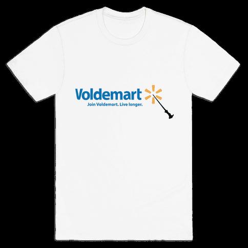 Voldemart Tank Mens T-Shirt