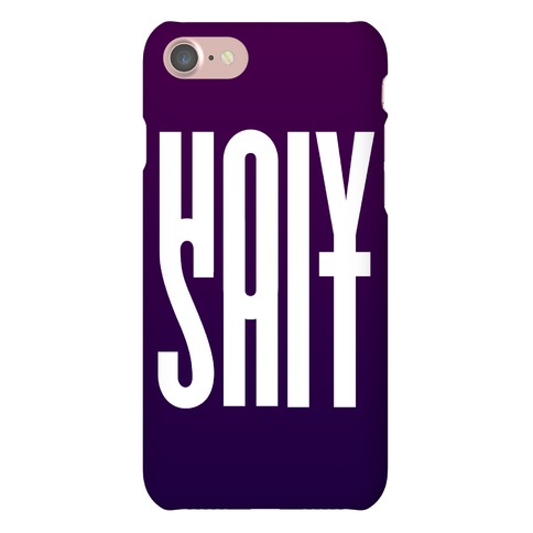 Holy Shit Phone Case
