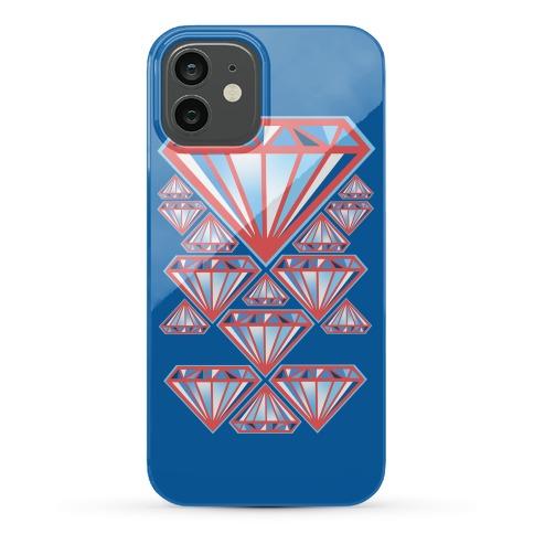 American Diamond Phone Case