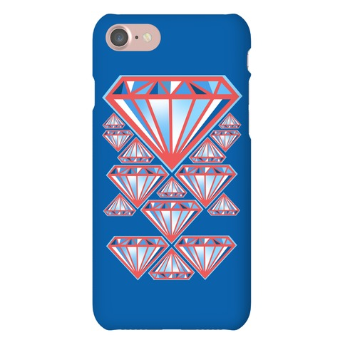 American Diamond Phone Case