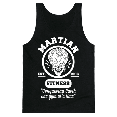 Martian Fitness Tank Top