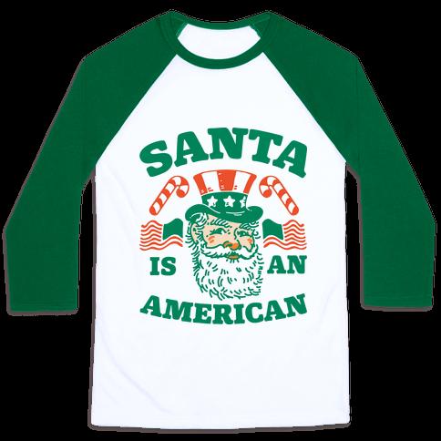 Santa Is An American