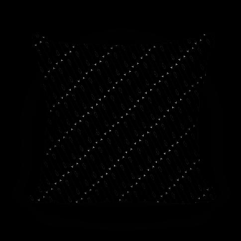 Gray Diagonal Arrow Pattern