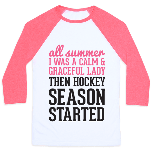 ...Then Hockey Season Started