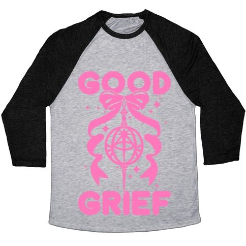 Good Grief Baseball Tee
