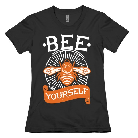 Be Yourself Womens T-Shirt