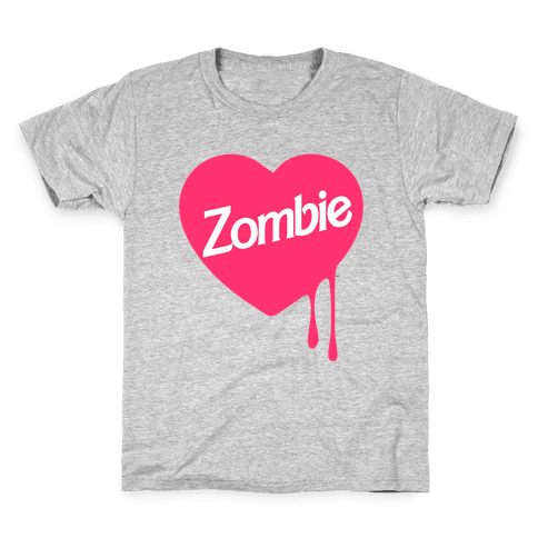 Zombie Doll Kids T-Shirt