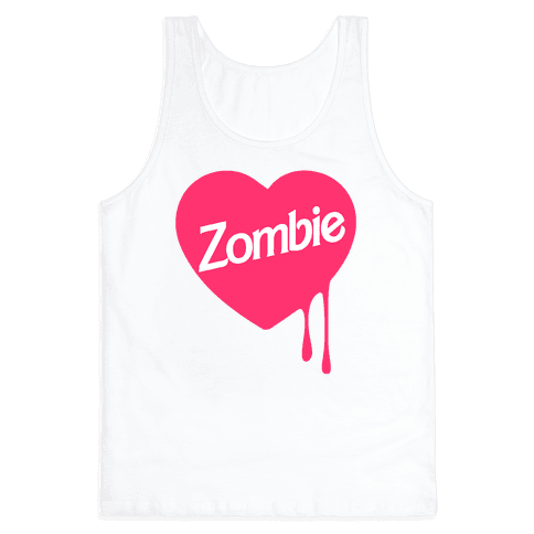 Zombie Doll Tank Top