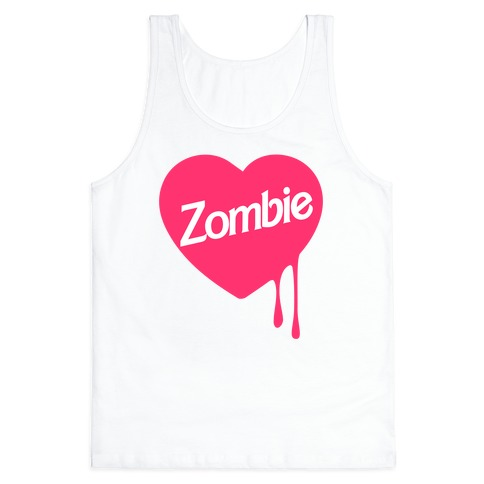 Zombie Doll Tank Top