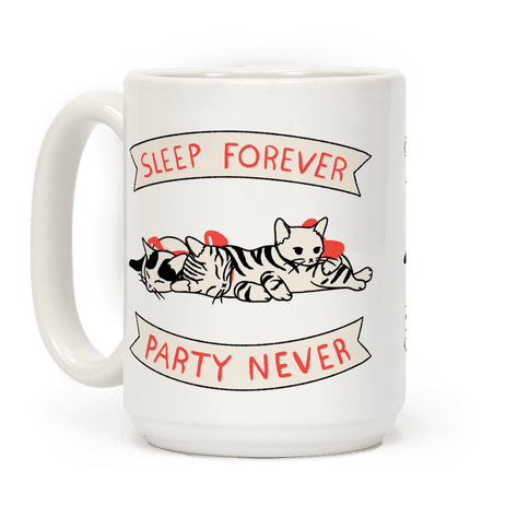 Sleep Forever, Party Never
