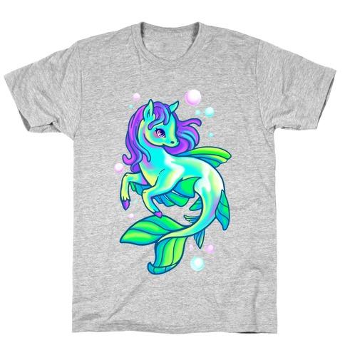 Neon Rainbow Kelpie T-Shirt