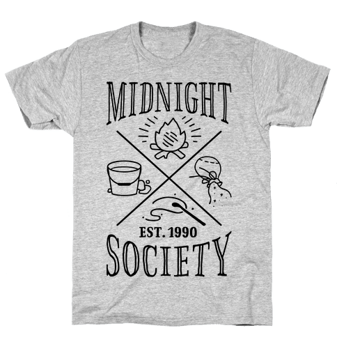 Midnight Society Mens T-Shirt