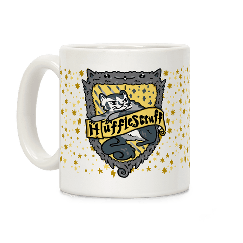 House Cats Hufflescruff Coffee Mug