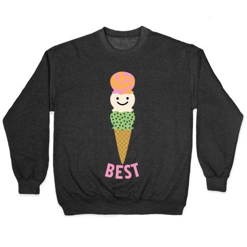 Ice Cream and Cake (Ice Cream) Pullover