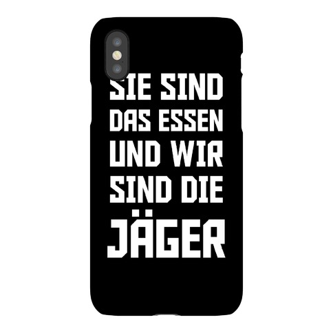 Attack On Titan Phone Case