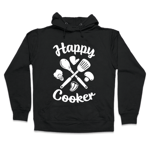Happy Cooker Hooded Sweatshirt