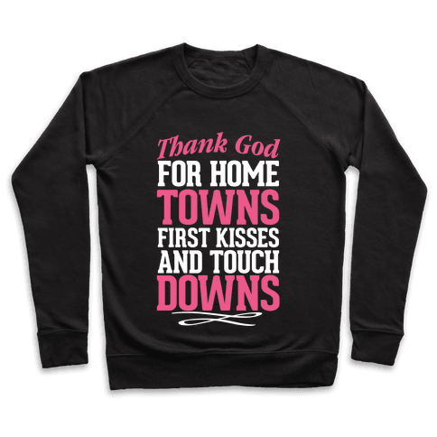 Thank God For Country Love Pullover