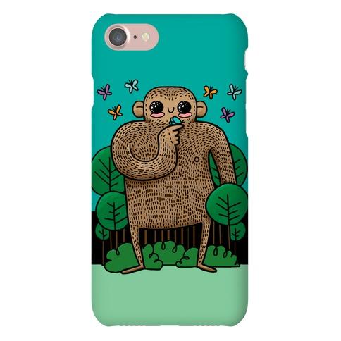 Baby Bigfoot Phone Case