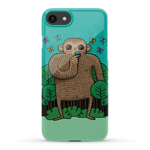 Baby Bigfoot Phone Case
