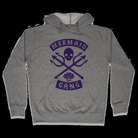 Mermaid Gang Hooded Sweatshirt