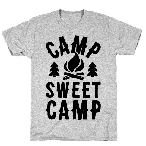 Camp Sweet Camp T-Shirt