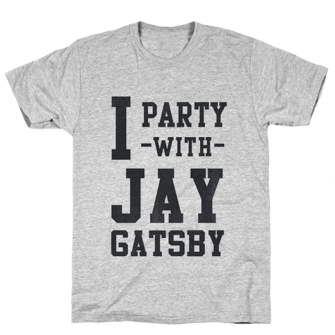 I Party with Jay Gatsby