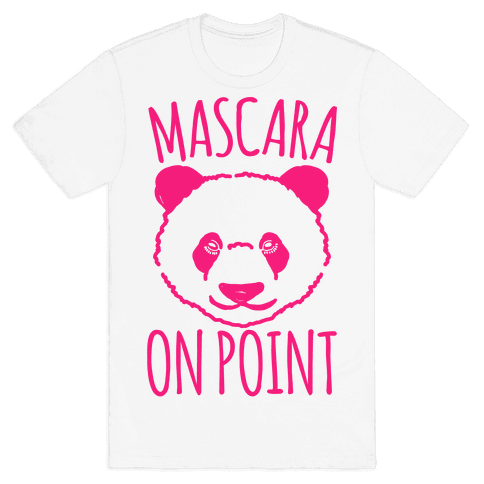 Mascara Skills On Point Mens T-Shirt