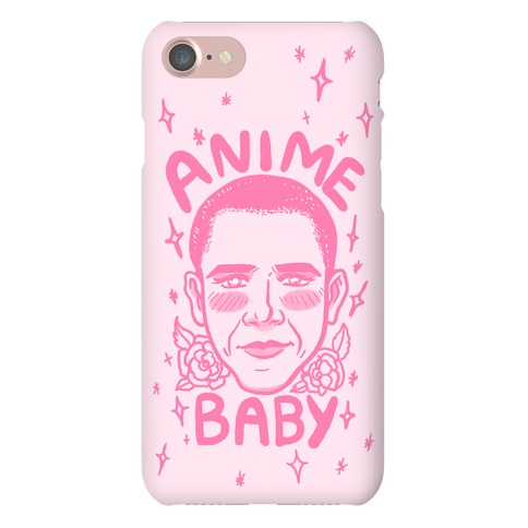 Anime Baby Obama Phone Case