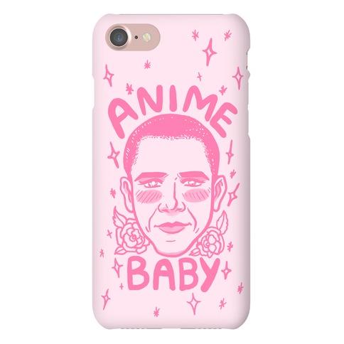 Anime Baby Obama Phone Case