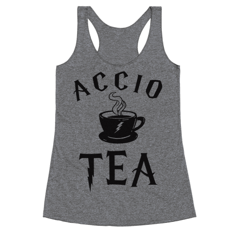 Accio Tea Racerback Tank Top