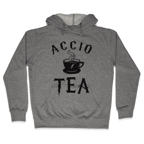 Accio Tea Hooded Sweatshirt