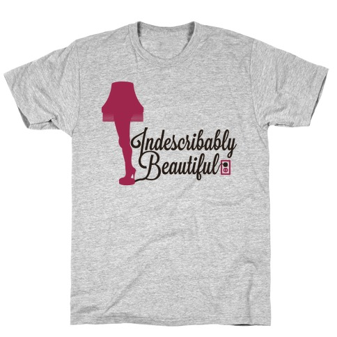 Indescribably Beautiful Mens T-Shirt