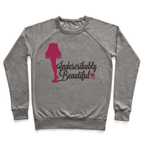 Indescribably Beautiful Pullover