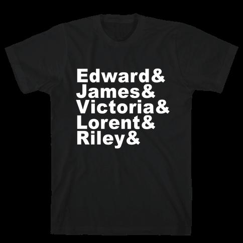 Vampires Mens T-Shirt