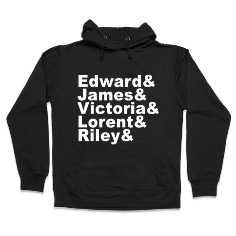 Vampires Hooded Sweatshirt