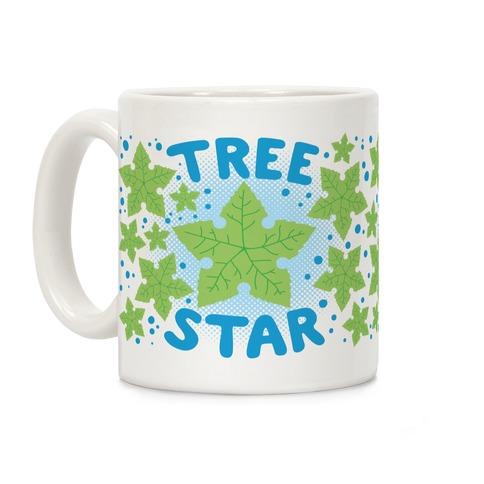 Tree Star Coffee Mug