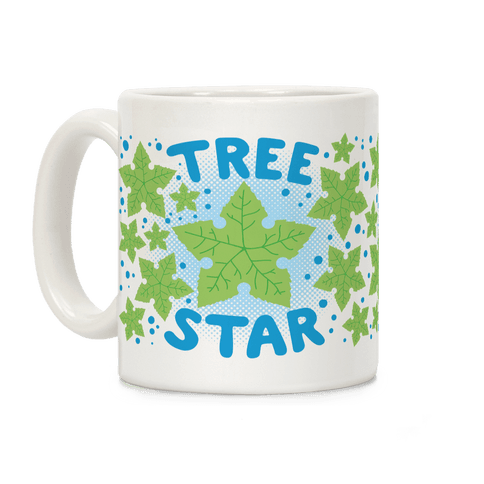 Tree Star Coffee Mug