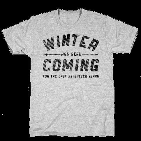 Winter Has Been Coming