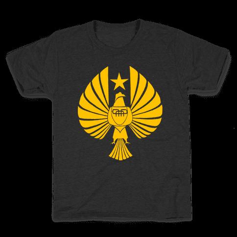 Pacific Rim Jaeger Logo Kids T-Shirt