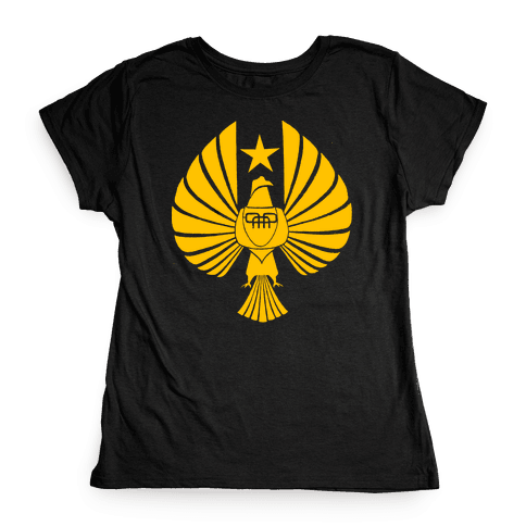 Pacific Rim Jaeger Logo Womens T-Shirt