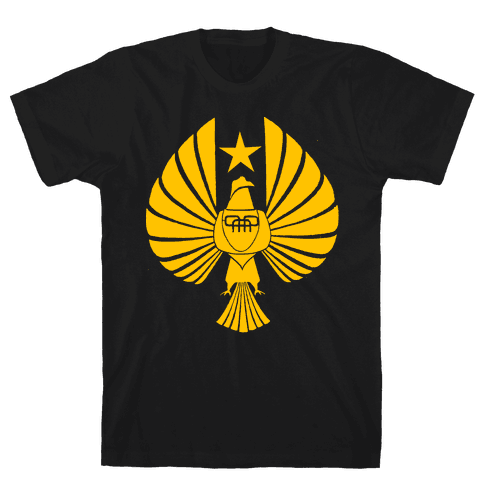 Pacific Rim Jaeger Logo Mens T-Shirt