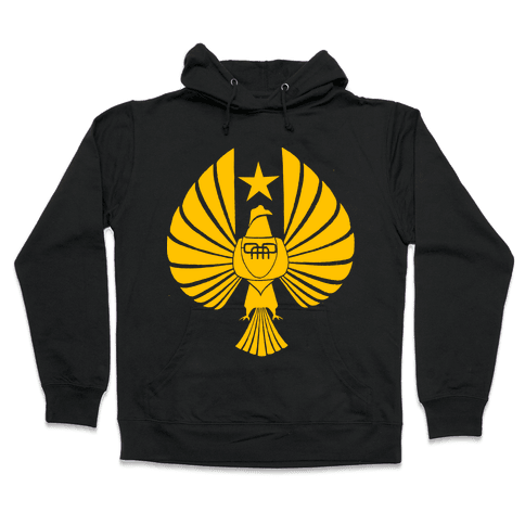 Pacific Rim Jaeger Logo Hooded Sweatshirt