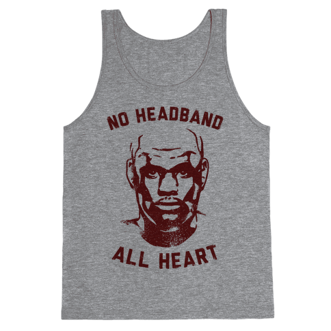 No Headband, All Heart