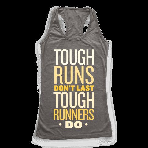 Tough Runners (Gold)