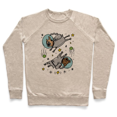 Dogs In Space Pullover