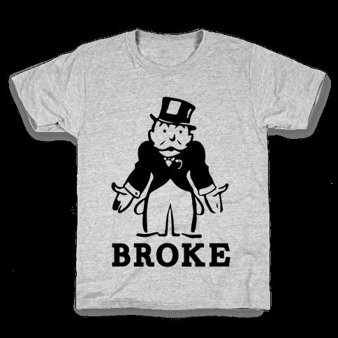 Broke Kids T-Shirt
